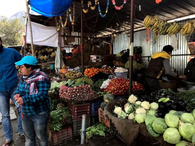WM Ration Shopping at Uttarkashi 03