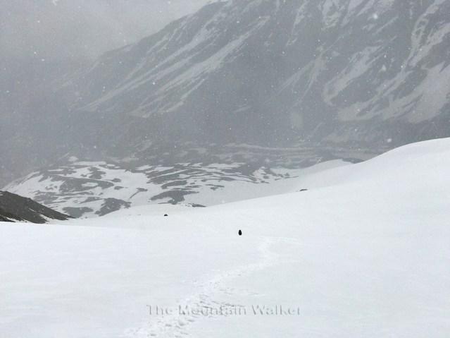 WM Gangotri-III High Summit Camp 07