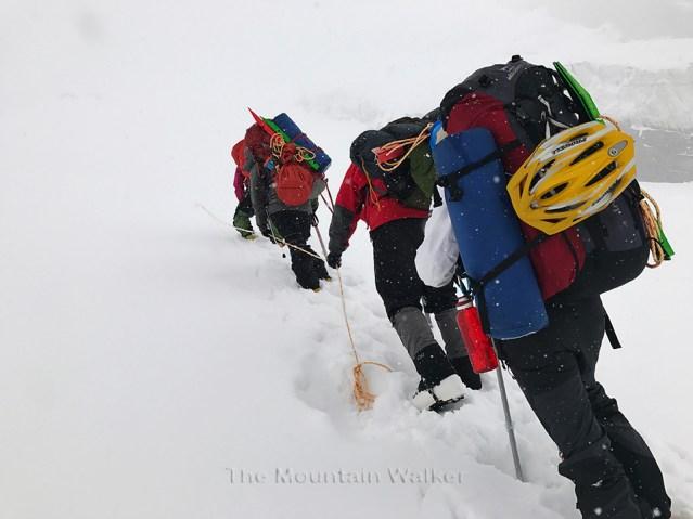 WM Gangotri-III High Summit Camp 09