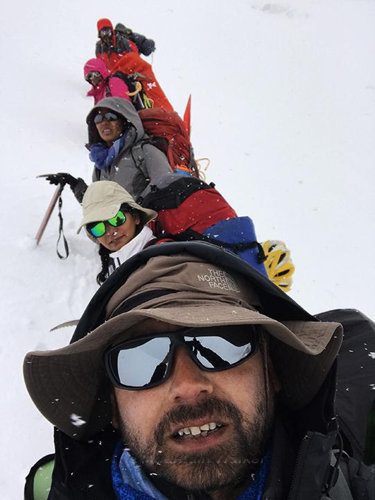 WM Gangotri-III High Summit Camp 12
