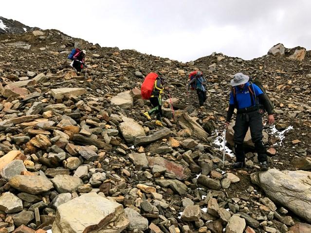 WM Gangotri-III Summit Camp 03