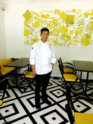 Chef Jeewan aspires to promote Himalayan cuisine across the globe.
