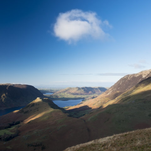 Crummock Water and Loweswater