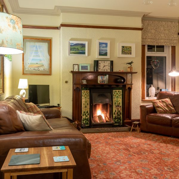 We have a cosy lounge for all guests to use.