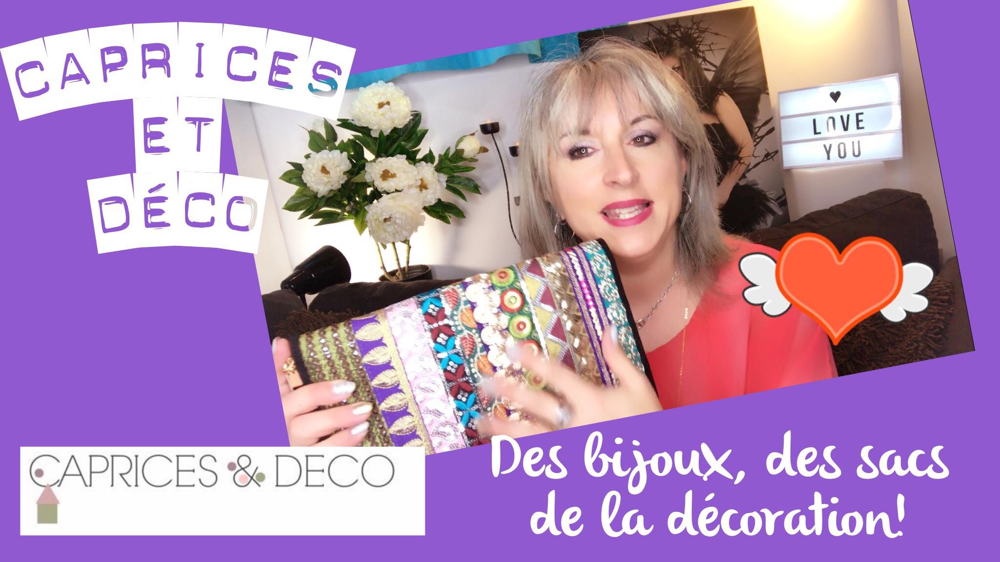 TheMouse sur YouTube: Caprices et deco… Des cadeaux pour Noël!