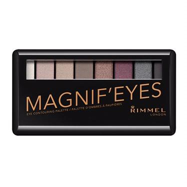 Tuto maquillage léger avec ma palette Magnif'eyes de Rimmel