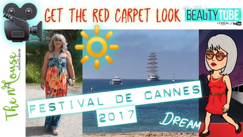 Get The Red Carpet Look… À moi le tapis rouge! Challenge Objectif Beautytube – Beauté 50+
