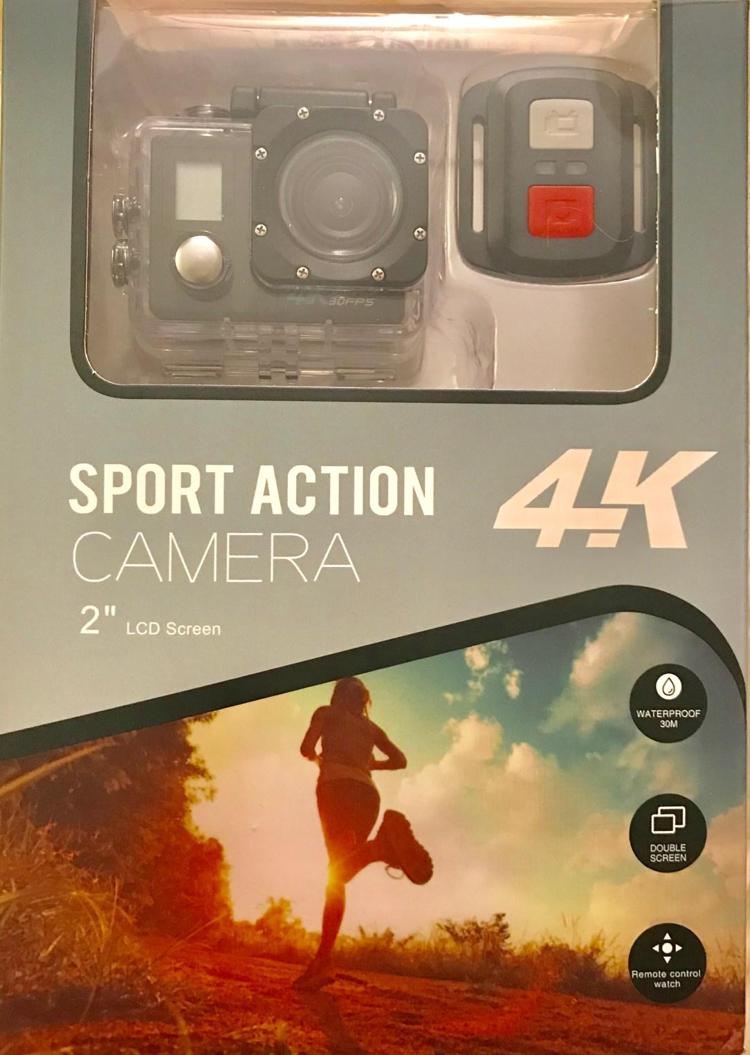 action cam sport 4K