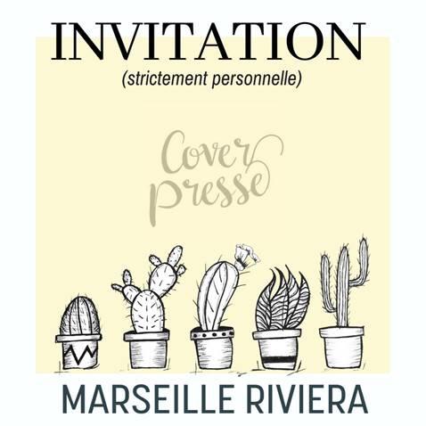 Cover presse, valérie Sabban, IOMA, Marseille Riviera, château Ricard, influenceurs