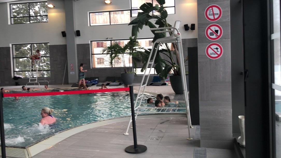 Magali TheMouse quinqua chalets du prariand Megève vacances bleues palais des sports balneo