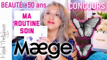 Magali TheMouse, quinqua, 50 ans, maege, effet papillon, anti-âge, résultats rapides