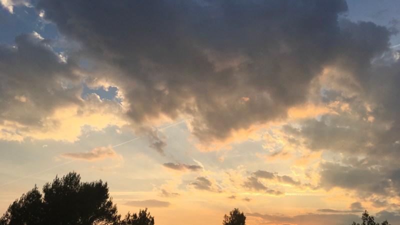 Soleil de retour… Lundi Soleil 02/07/2018