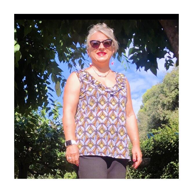 Idée look, Fashion, 50 ans, quinqua, mode, tendances, wax