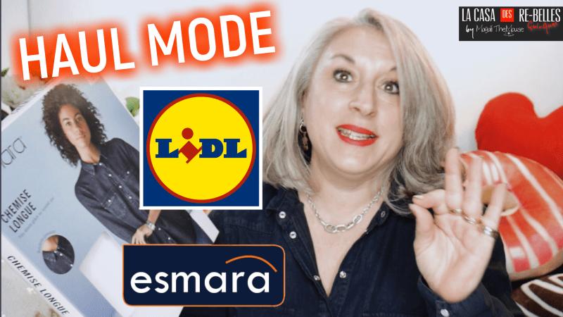 Haul mode LIDL ESMARA