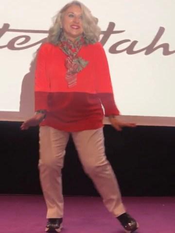 50 ans, mode Quinqua, mannequin senior, defilepeterhahn, fashionshowpeterhahn, look, SalonDesSeniors, mondefilepeterhahn, Peter Hahn, quinqua, teambeautesmajuscules, tendances, mannequin, partenariat, idee look, salon des seniors, Fashion, Mode, défilé,
