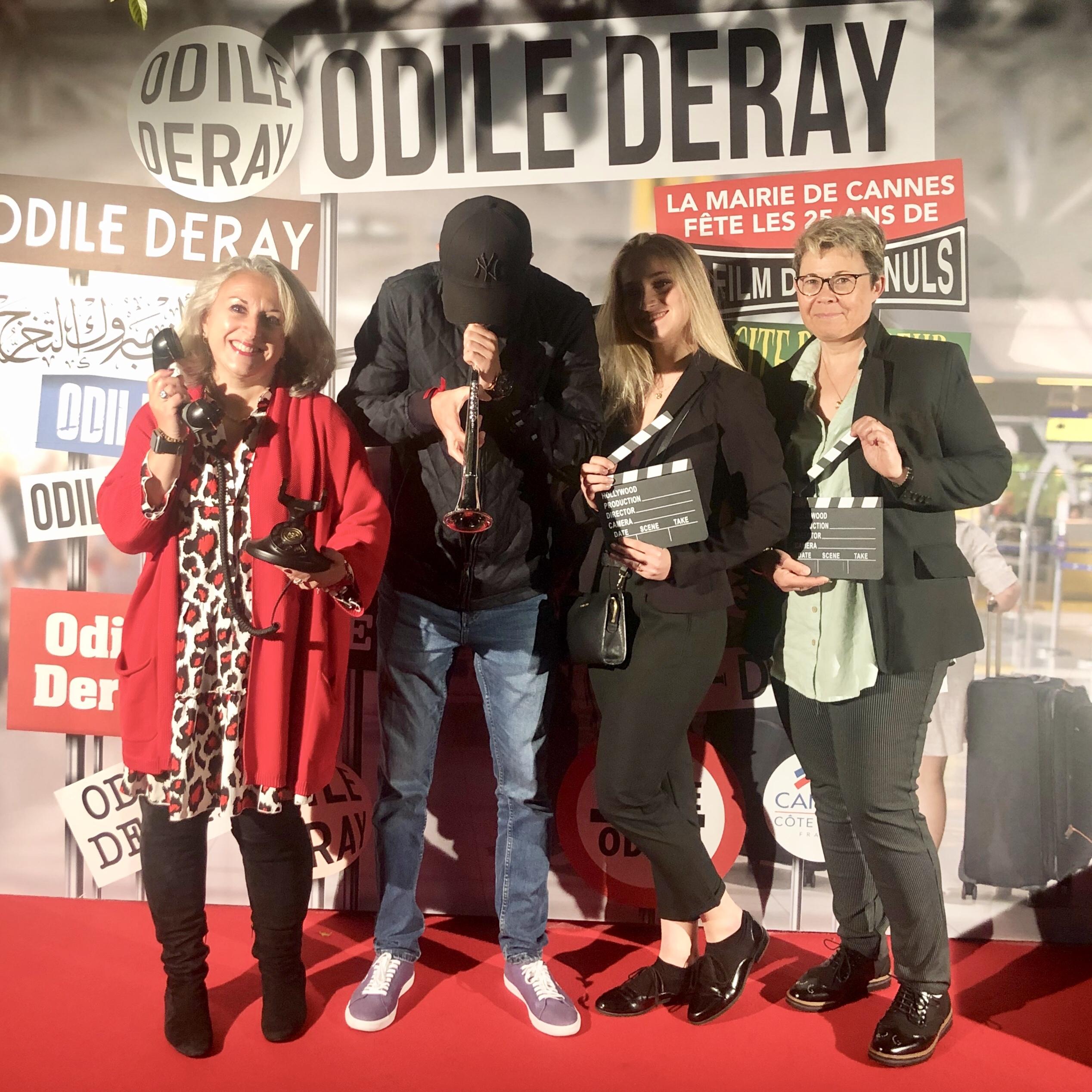 Soirée media Cannes, cette cheville me fait suer… Les états d'esprit du vendredi 24/05/2019