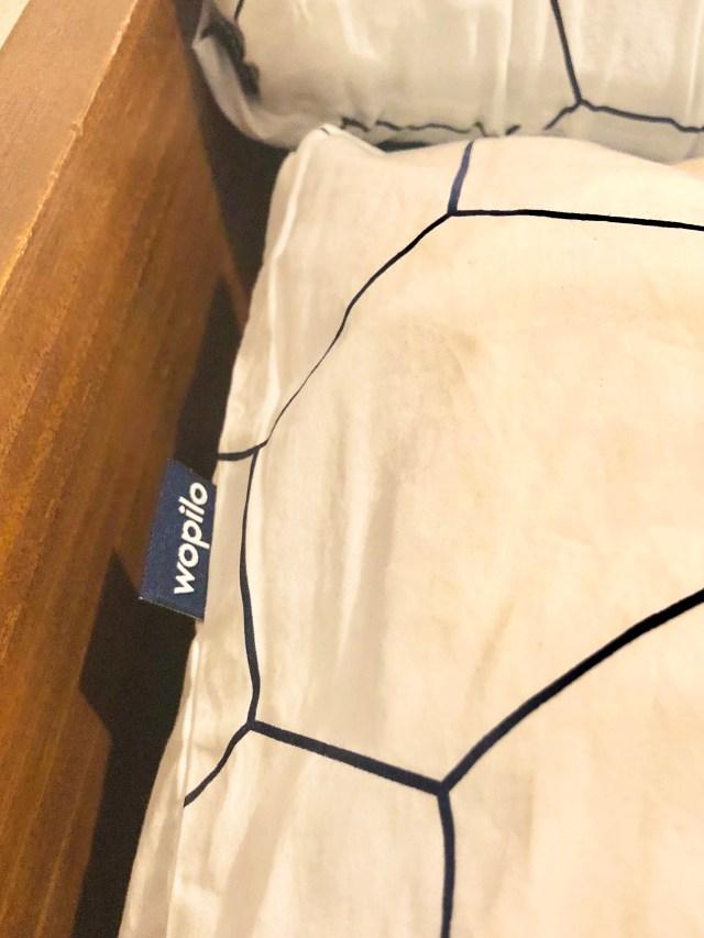 50 ans, dormir, oreiller, oreiller ajustable, oreiller ergonoque, flash, meilleur oreiller pour dormir, Wopilo, quinqua, themouse, meilleur oreiller, parure de lit, couette, oreiller, drap housse, percale, 120 fils/cm2, linge de lit luxe, linge de lit de qualité, linge de lit en satin de coton
