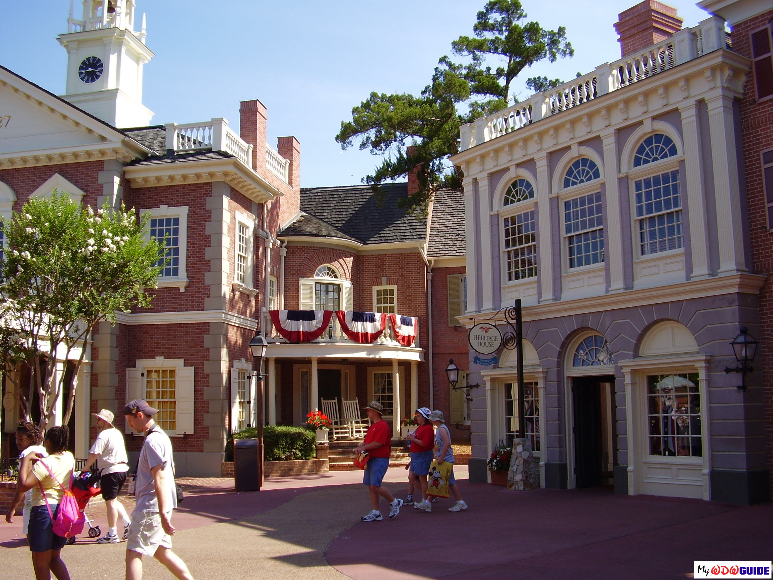 """Featured image for """"Liberty Square Fun Facts: Disney's Homage To History"""""""