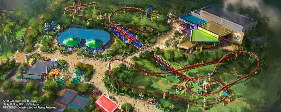 """Featured image for """"Toy Story Land – Coming Soon To Walt Disney World!"""""""