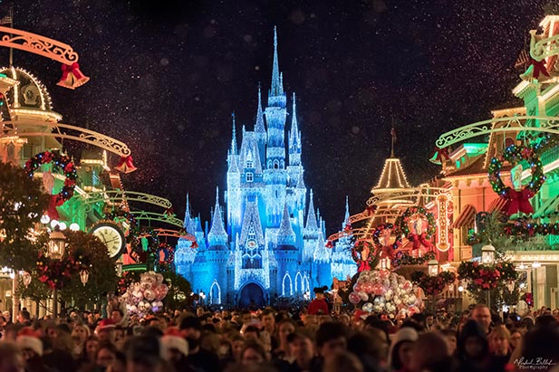 """Featured image for """"How to Survive Magic Kingdom Crowds"""""""
