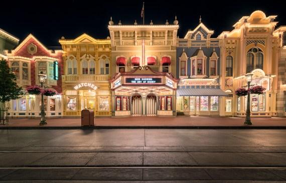Main Street USA Secrets