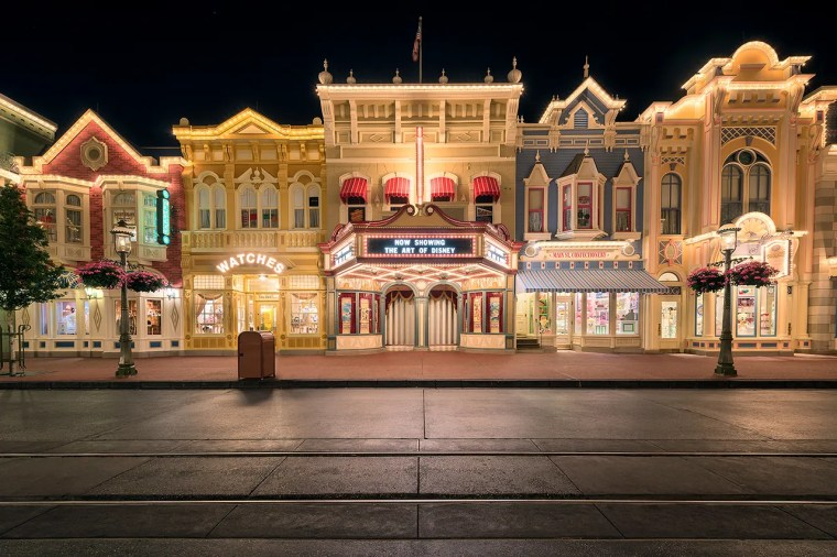 Main Street USA Secrets