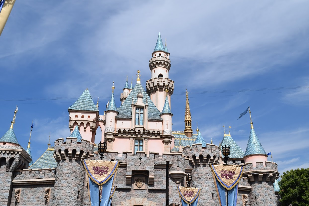 """Featured image for """"Booking Your First Trip to Disneyland"""""""