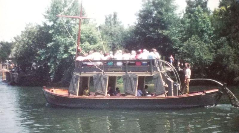 Davy Crockett Boats