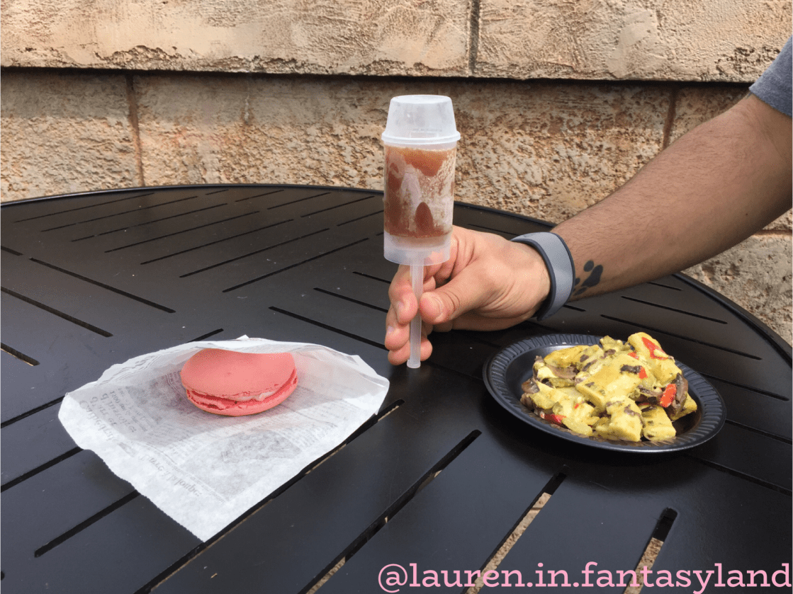 Disney for Adults snacks