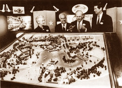 Imagineers Planning Parks