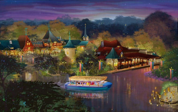 Lost Disney Parks