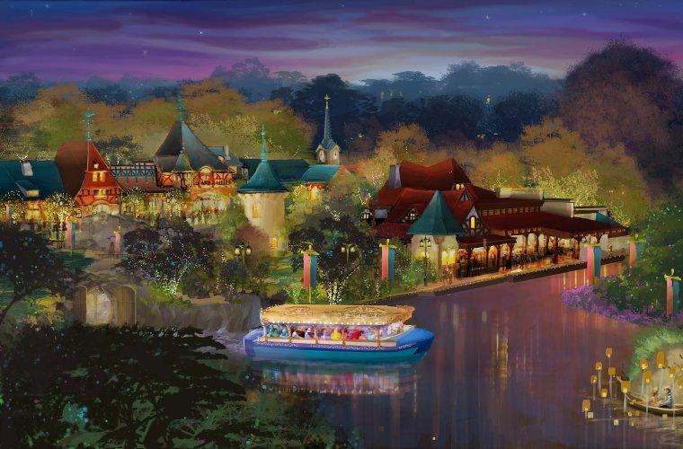 Lost Disney Parks