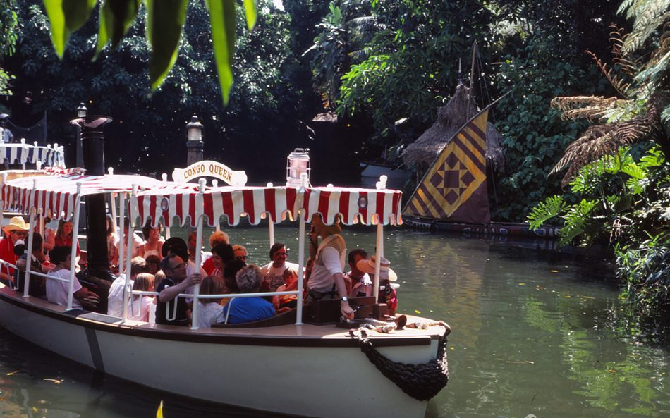 Secrets About Jungle Cruise Boat