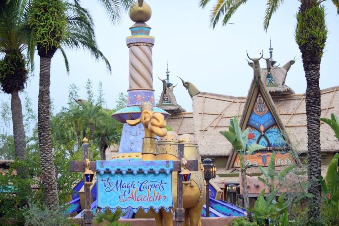 Secrets about Adventureland Disney