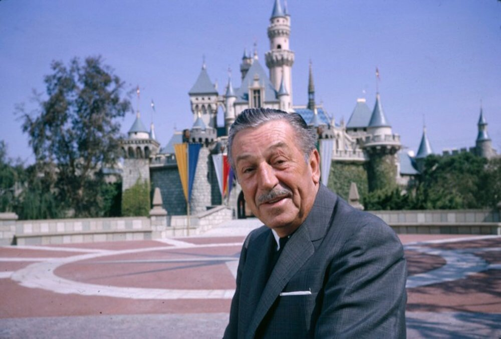 """Featured image for """"Walt Disney and his Golden Dreams"""""""