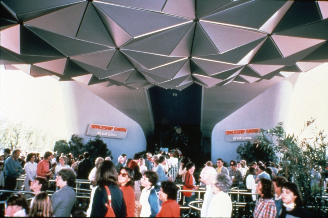 Opening of Spaceship Earth Bell Technologies