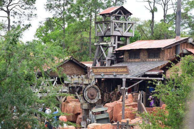 Big Thunder Mountain Backstory