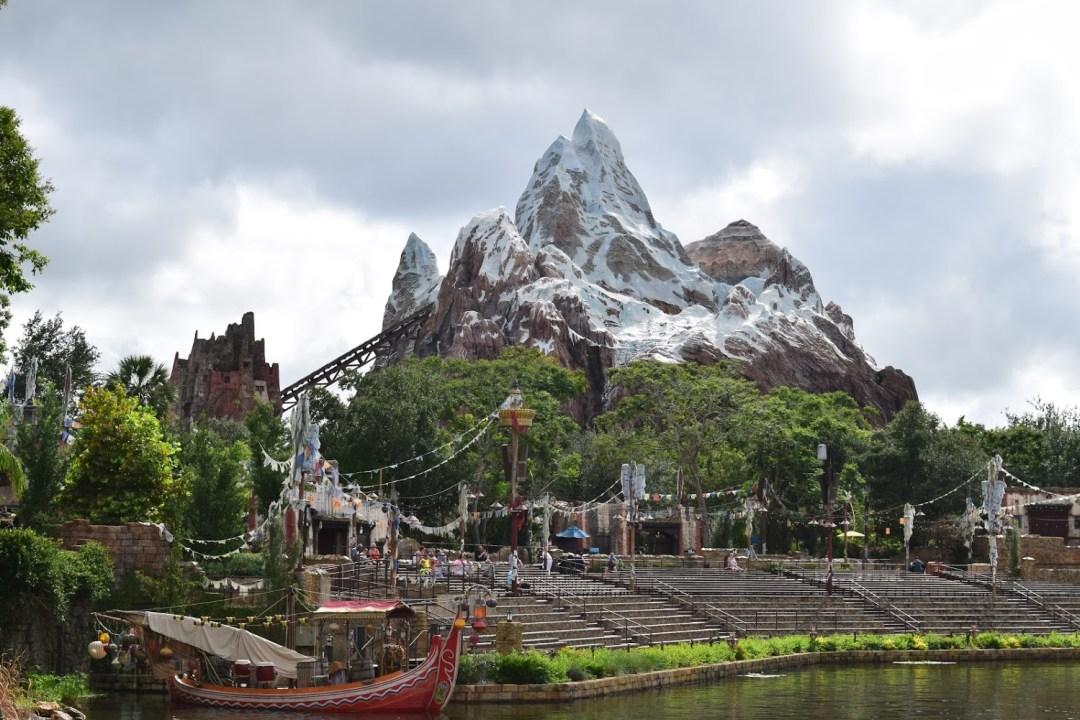 Everest Animal Kingdom Backstory
