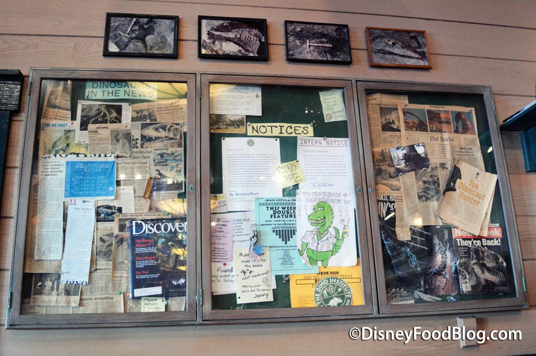 Restorantosaurs Newspaper and Details