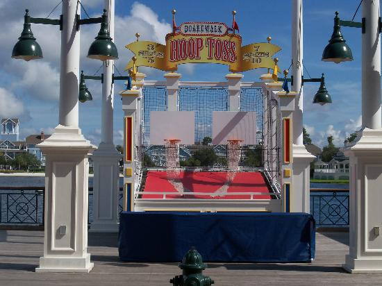 Disney Boardwalk Games