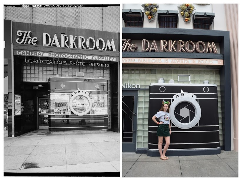 The Darkroom Los Angeles Disney Hollywood Studios