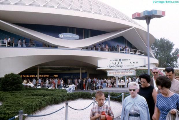 Carousel of Progress World Fair