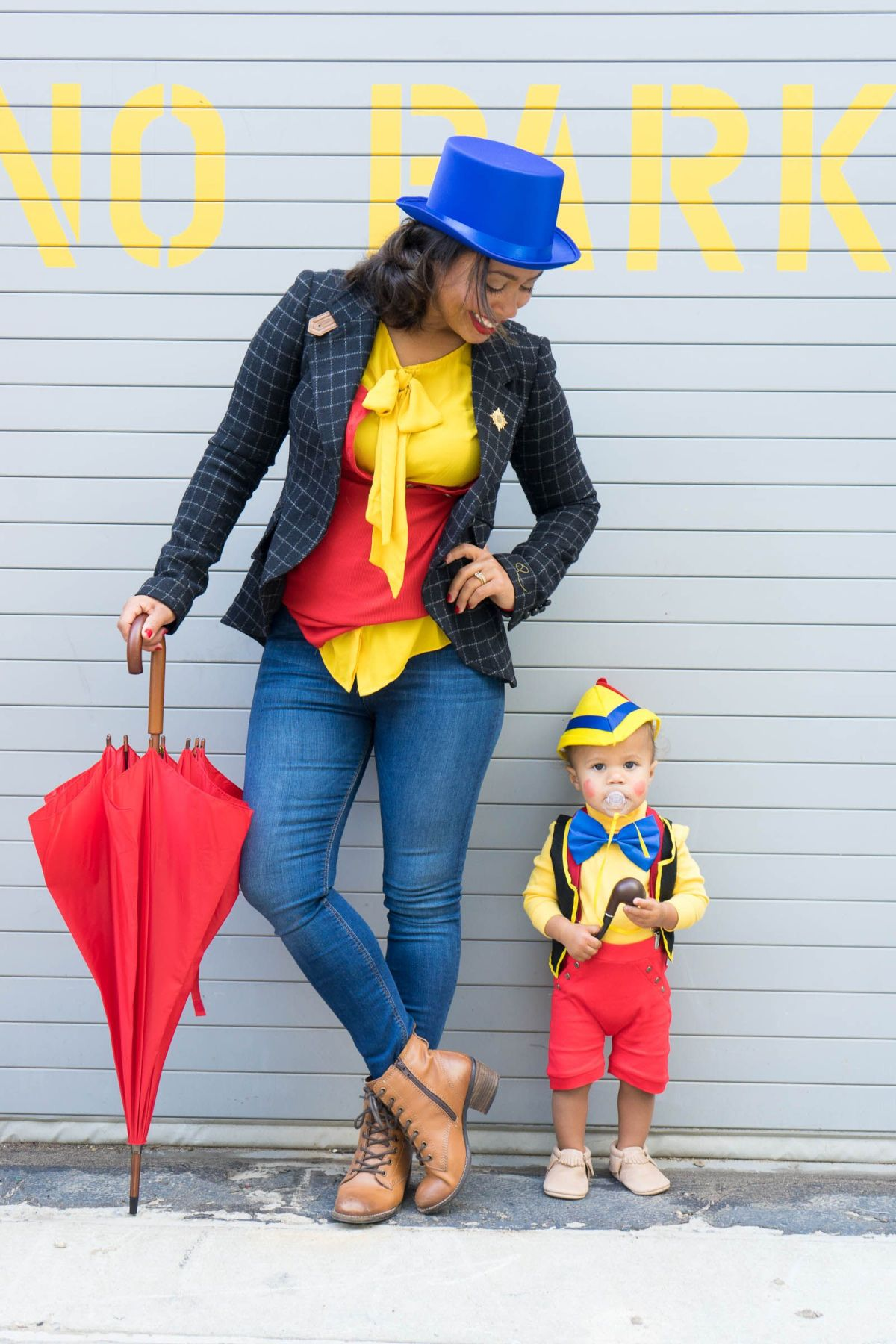 Jiminy Cricket Costume