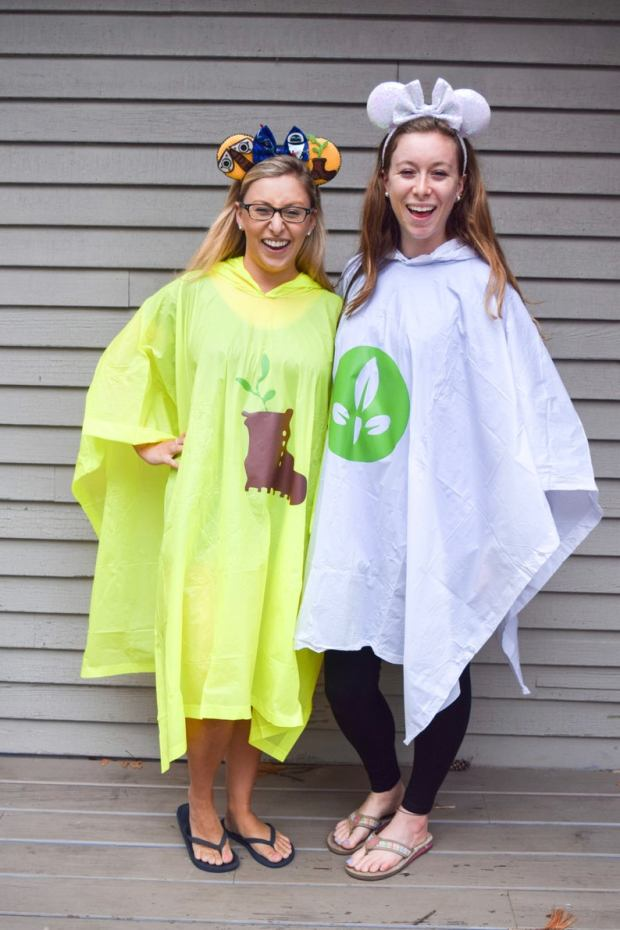 Wall-e and Eve Halloween Costume