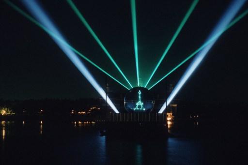Illuminations Lasers