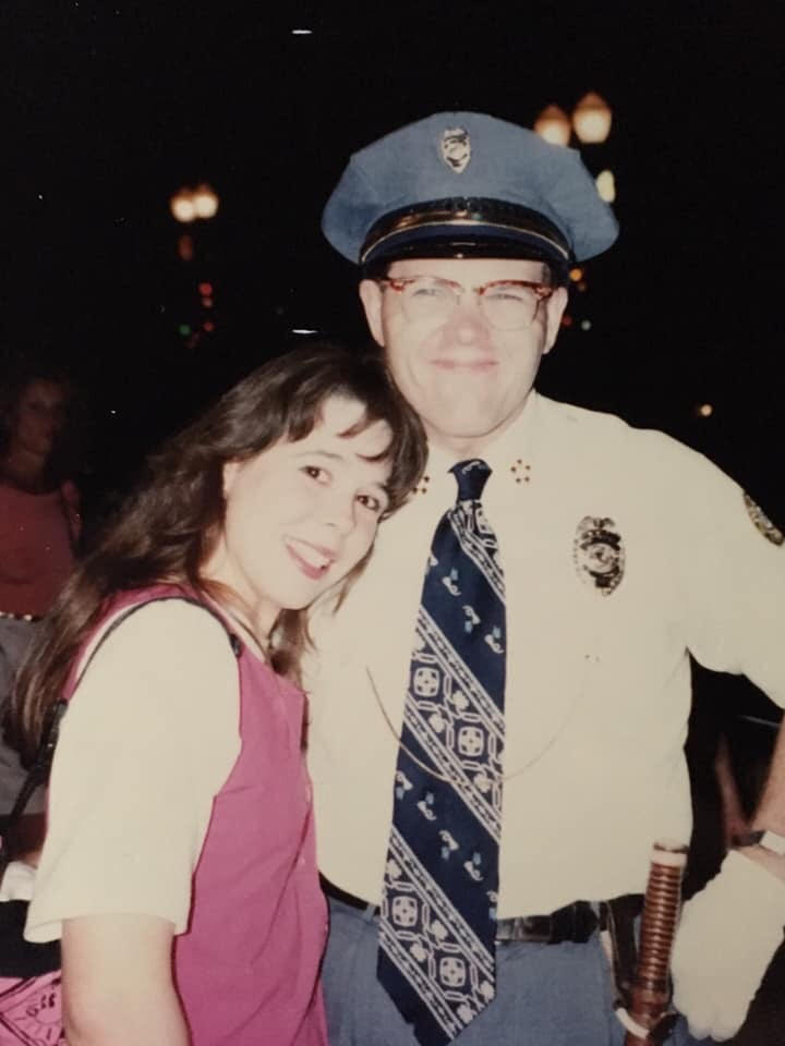 Officer Butch Jones