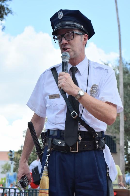 Officer Pat Friskem Disney