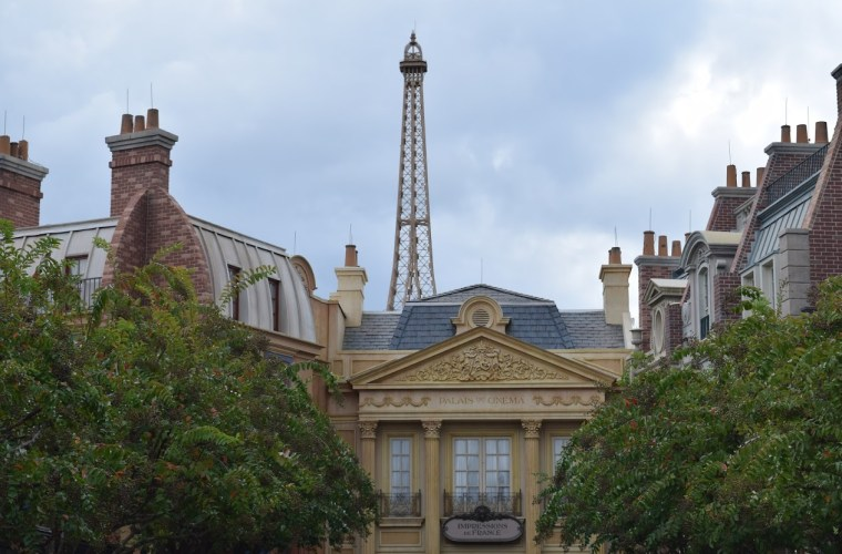 France Epcot facts