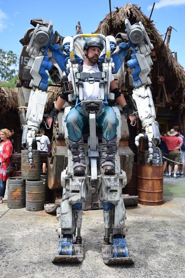 Pandora Utility Suit