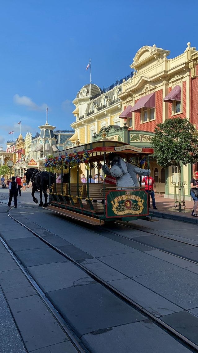 Disney Character Cavalcades COVID